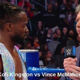 Wrestling It- 08 - Kofi vs Vince, cosa c'e' dietro?