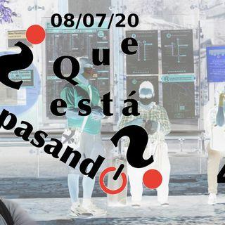 Saeamiento en Tenerife | ¿Que esta pasando? 44 (08/07/20)