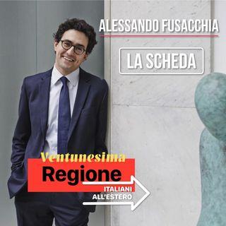 Alessandro Fusacchia La scheda