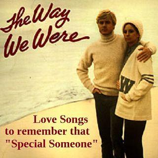 THE WAY WE WERE love songs/AMOR EN EL AIRE