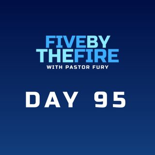 Day 95 - A New Ordination