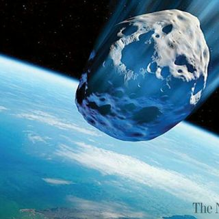 Asteroid Nasa Hit Earth