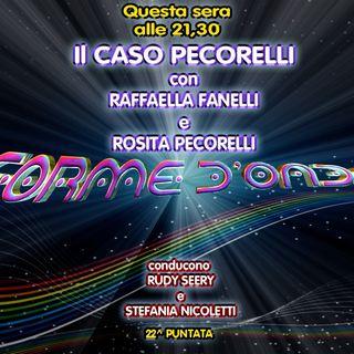 Forme d'Onda - Il Caso Pecorelli - Raffaella Fanelli e Rosita Pecorelli - 21-03-2019
