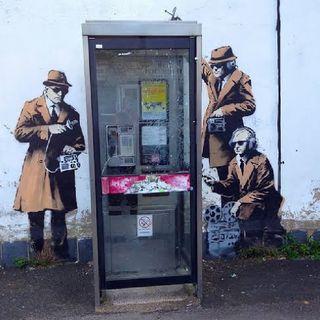 ¿Inviolabilidad de comunicaciones en teléfonos públicos? P-I