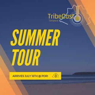 Tribecast summer tour, Pori episode