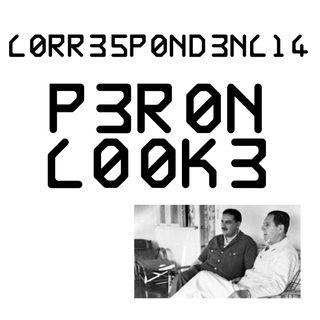 Correspondencia Peron/Cooke