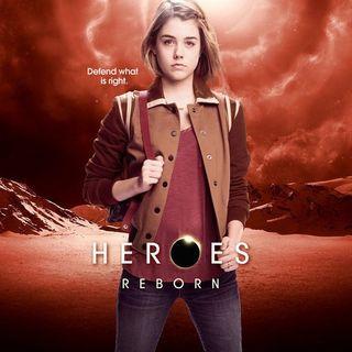 Gatlin Green From NBC's Heroes Reborn