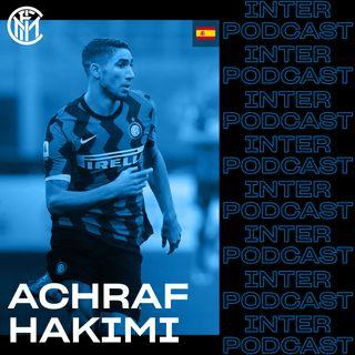 ACHRAF HAKIMI explica su celebración después del Inter-Spezia