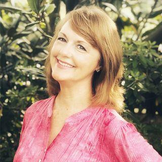 Author Anna Marie Jehorek on Big Blend Radio