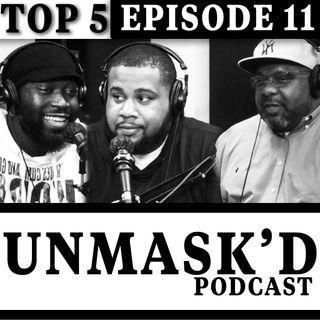 Top 5s | Episode 11