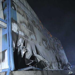 Succede ancora: un'altra azienda che produce per marchi internazionali va a fuoco causando vittime