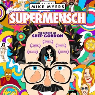 Global Entertainment News Shep Gordon's New Book