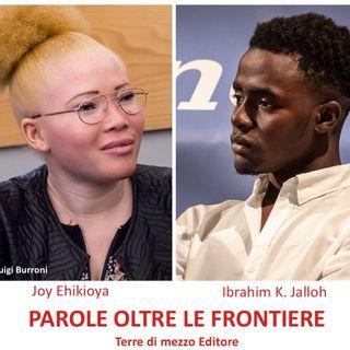 Dimmi di storie di migranti a UNIRSM - Parole oltre le frontiere: le testimonianze