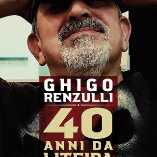 """Intervista con Ghigo Renzulli """"40 ANNI DA LITFIBA"""""""