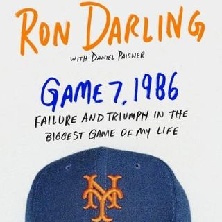 Ron Darling Game 7 1986