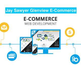 Jay Sawyer Glenview e-commerce website builder