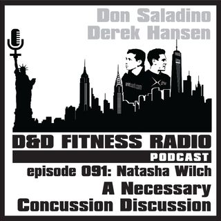 Episode 091 - Natasha Wilch:  A Necessary Concussion Discussion