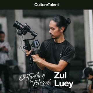 Attitude Over Talent with Zul Luey