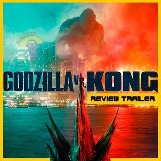 Godzilla VS Kong | Review Trailer | 24 enero