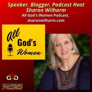 Sharon Wilharm All Gods Women
