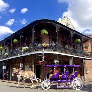 #17 - New Orleans, esperienze, luoghi e percorsi