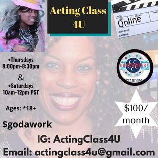 Acting Class 4U