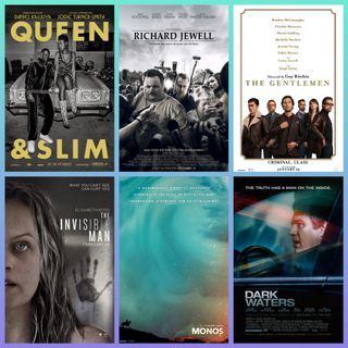 #Février2020 (Oscars, Césars, Richard Jewell, Dark waters, Queen & Slim, Monos, etc)