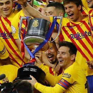 Il Barça vince nel segno di Cruyff - Barcellona 4-0 Athletic Bilbao