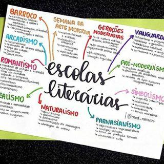 O que são Escolas Literárias?