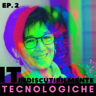 Nicoletta e la sua storia in IBM
