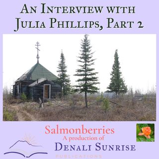 An Interview with Julia Phillips, Part 2