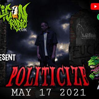 POLITICIZE 5/17/21 REPLICON RADIO