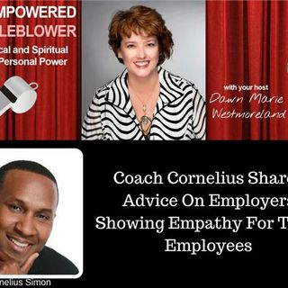 Empathy for Employees Is Important In The Workplace According to Cornelius Simon