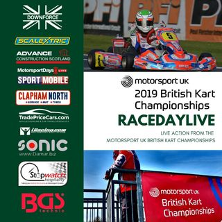 Motorsport UK British Kart Championships - Shenington - Timed Qualifying