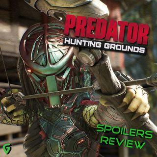 Predator: Hunting Grounds Spoilers Review