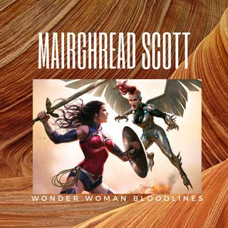 Mairghread Scott Wonder Woman Bloodlines