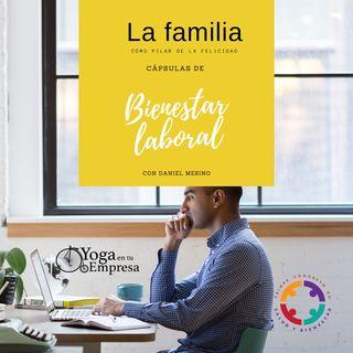 Episodio 17 - La familia como pilar de la felicidad
