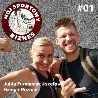 01 - Julita Furmaniak - Hangar - Poznań