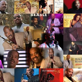 "Walter Beasley ""The Smooth Jazz Mix"" (2015 CLASSIC SHOW)"