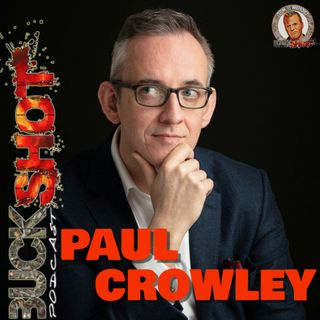 Episode 110 - Paul Crowley