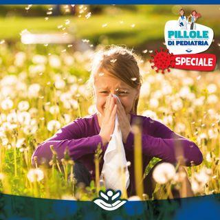 Nuovo Coronavirus e allergie di primavera