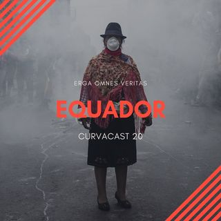CurvaCAST 20 - Equador, a briga de Bolsonaro e Bivar e OCDE