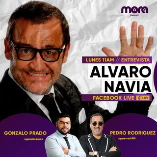 Alvaro Navia en Mora Contenidos