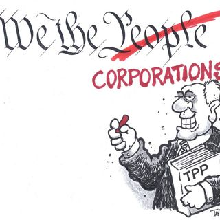 Trade and Climate Change; TPP Has Got to Go