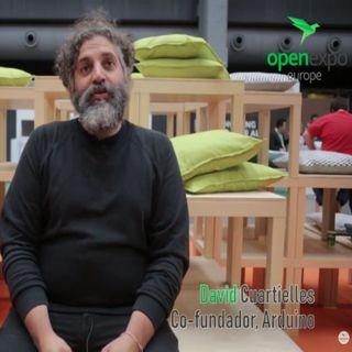 2# CON DAVID CUARTIELLES, MÁS ALLÁ DE ARDUINO #2