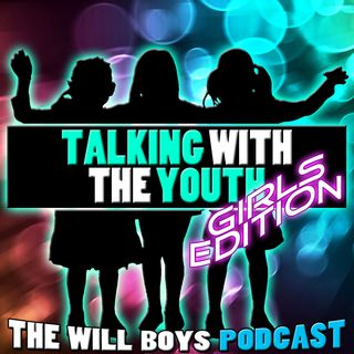 S1:E25 Talking With The Youth w/ Imani, Destini, and Sierra (Girls Edition)