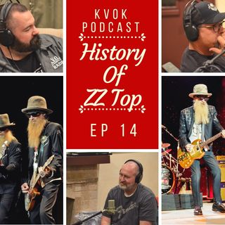 ZZ Top Podcast