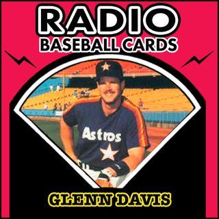 Astros' Glenn Davis on His Major League Debut