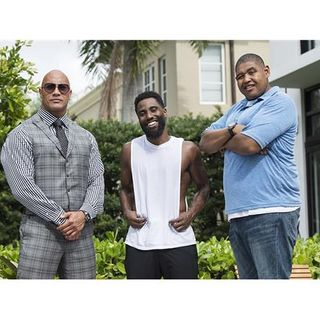 "Actor, Comic, Radio Host, London Brown from HBO ""Ballers"" Interview"