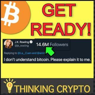 BITCOIN IS GOING MAINSTREAM! Mass Crypto Exposure
